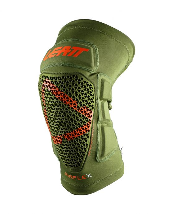 LEATT KNEE GUARD AIRFLEX PRO [FOREST] 2020
