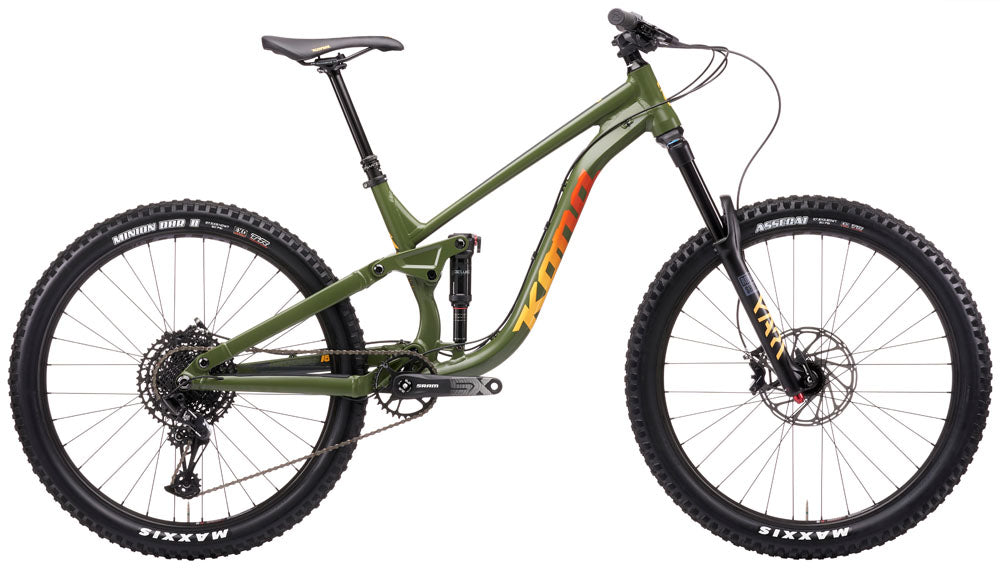 KONA BIKES PROCESS 153 27.5 [AVAILABLE ON PRE-ORDER]