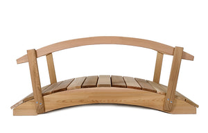 3' Garden Bridge/ Rails -  Outdoor - Magneta Brand