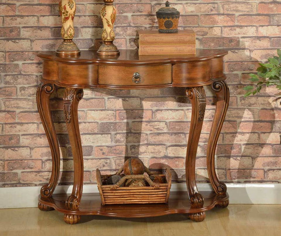 OLD WORLD ENTRY TABLE -  Outdoor - Magneta Brand