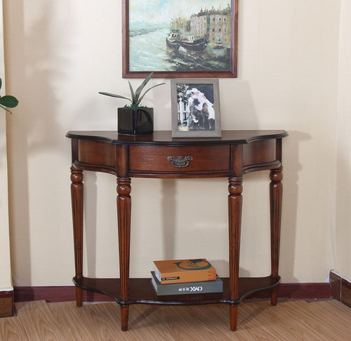 CONSOLE DISPLAY TABLE -   - Magneta Brand