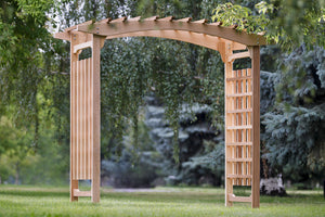 Pagoda Wedding Arbor -  Outdoor - Magneta Brand