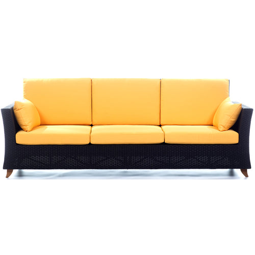 Rattan Deep Seating Sofa -  Outdoor - Magneta Brand