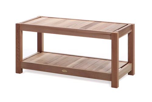 Sauna Bench -  Outdoor - Magneta Brand