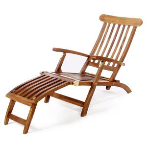 5 - Position Steamer Chair -  Outdoor - Magneta Brand
