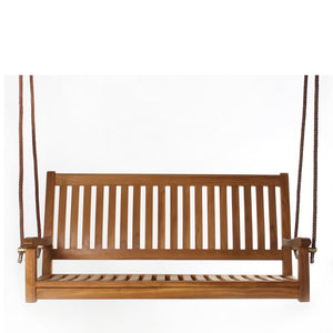 Teak Swing -  Outdoor - Magneta Brand