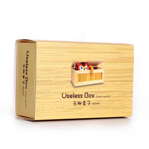 Useless Box - Tiger with an Attitude. Can you handle it? - 20 modes and sounds -   - Magneta Brand