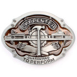 Stylish Carpenter Belt Buckle with precision Design - Pride in your Craft -   - Magneta Brand