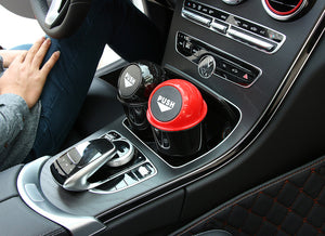 Sleek and Compact Very useful Car Garbage Can - Keep your Car Clean -   - Magneta Brand