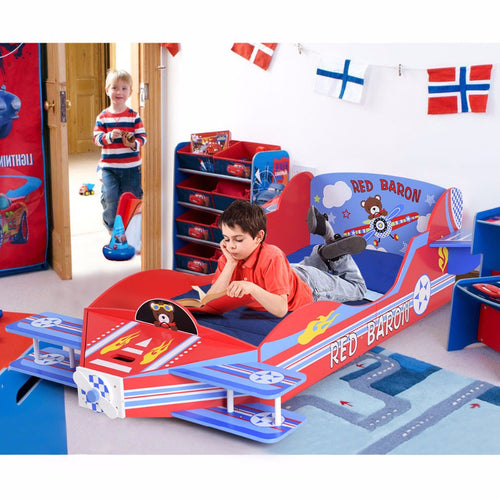 Kids Airplane Bed -   - Magneta Brand