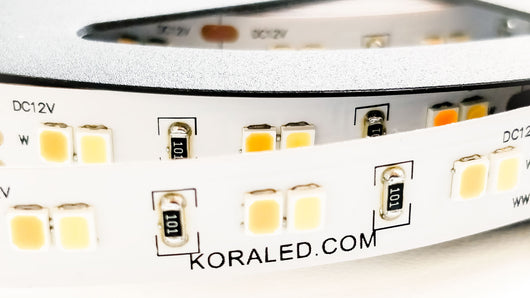 KoraLED Indie Strips - High CRI, High Output, LED light strips - CRI 95+ | TLCI 97+