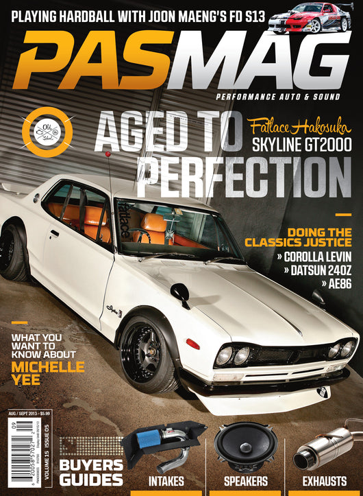 PASMAG Aug / Sept 2013