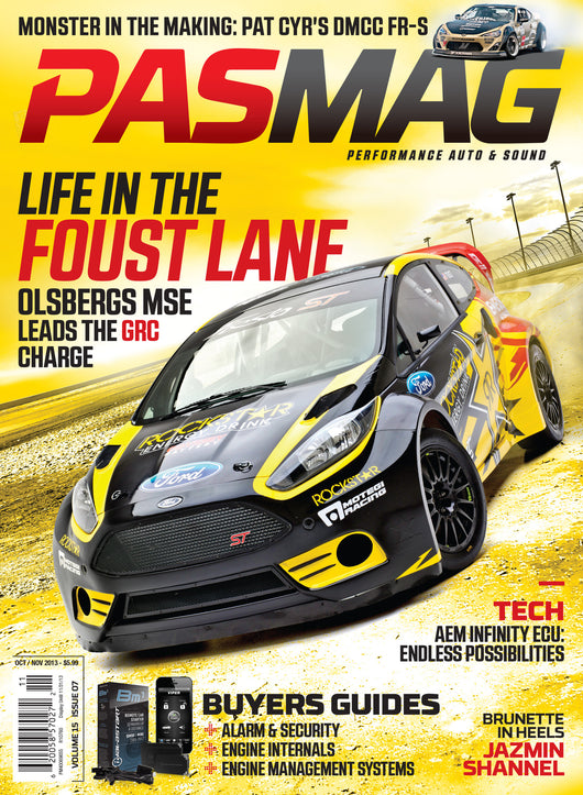 PASMAG Oct / Nov 2013