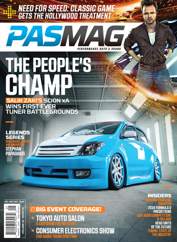 PASMAG Apr / May 2014