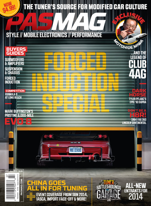 PASMAG June / July 2014