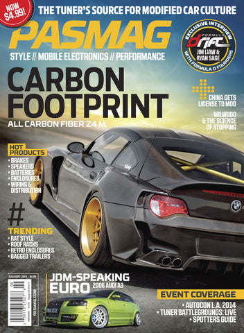 PASMAG Aug/ Sept 2014