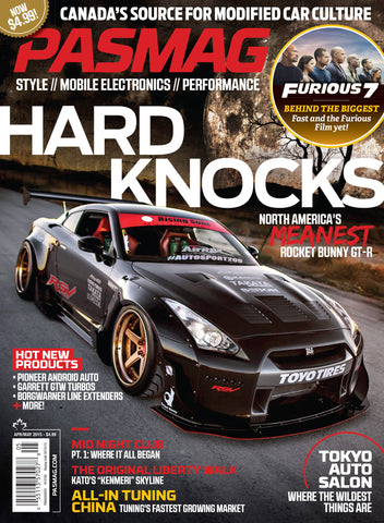 PASMAG #130 April / May 2015