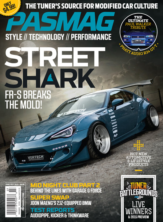 PASMAG #131 June / July 2015