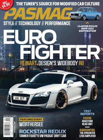 PASMAG #132 Aug / Sept 2015