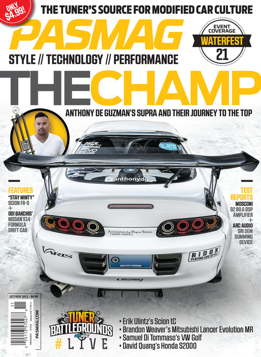 PASMAG #133 Oct / Nov 2015