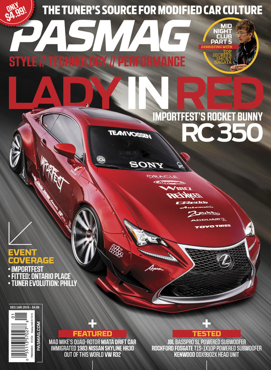 PASMAG #134 Dec / Jan 2016