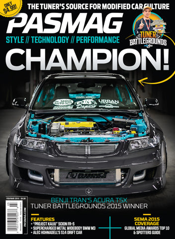 PASMAG #135 Feb / Mar 2016