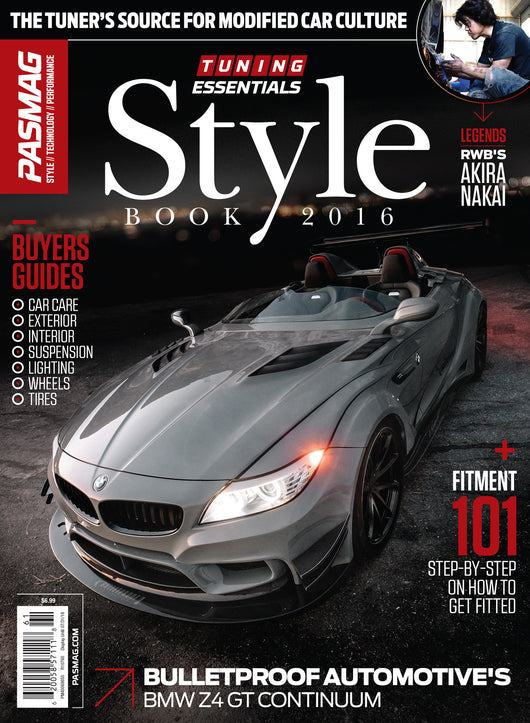 Tuning Essentials: Style Book #3
