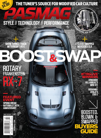 PASMAG #137 Jun / Jul 2016