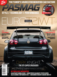 PASMAG #138 Aug / Sept 2016