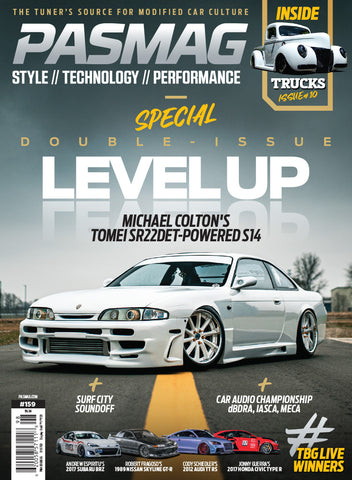 PASMAG #159 / Trucks Vol. 10