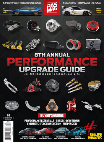 Tuning Essentials: Performance Upgrade Guide #8 w/ FREE SHIPPING