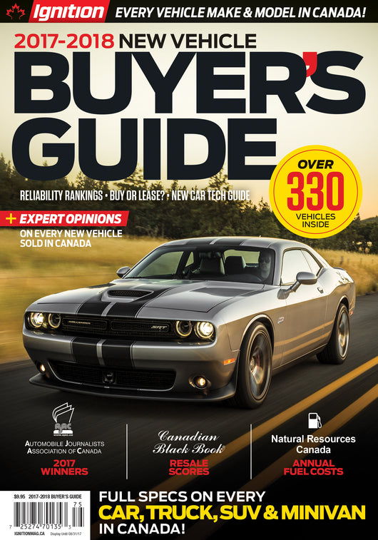 Ignition 2017-2018 New Vehicle Buyer's Guide