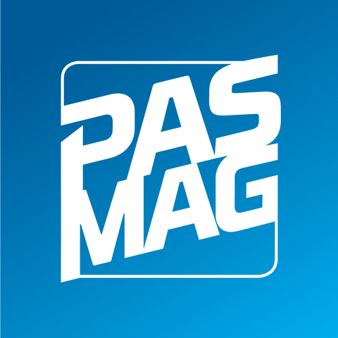 PASMAG Sticker Pack   (4 PER PACK)