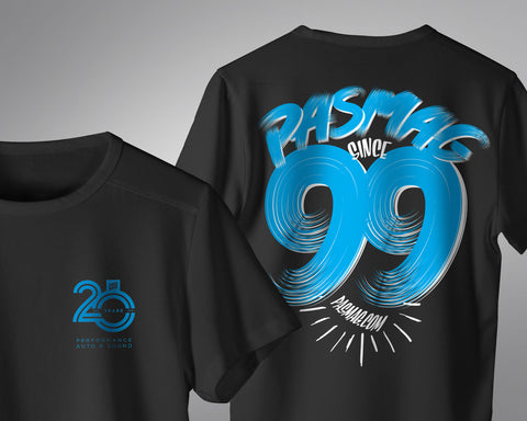 PASMAG 20th Anniversary T-Shirt