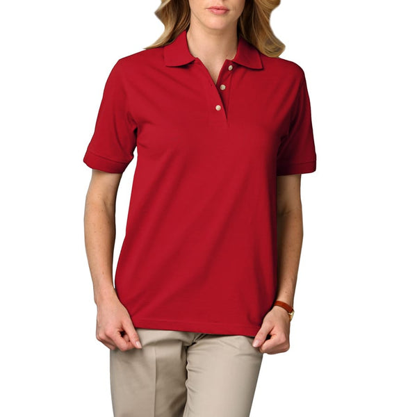 "Blue Generation Ladies' Short Sleeve ""Superblend"" Polo"