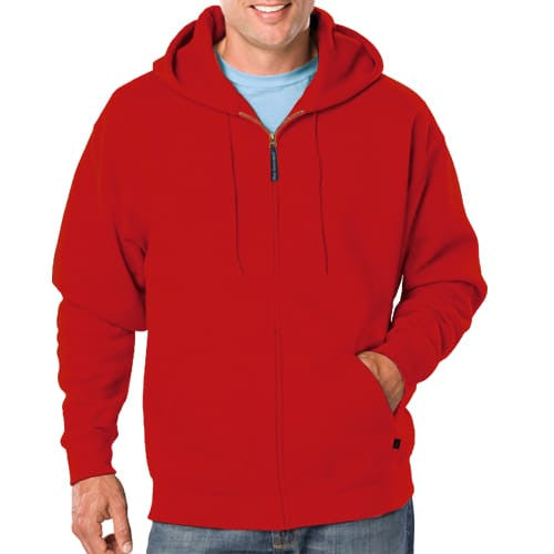 Blue Generation Zip Front Hoody