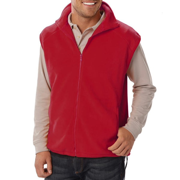 Blue Generation Polar Fleece Vest