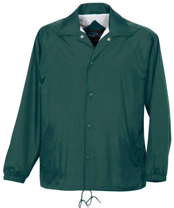 Tri-Mountain Taffeta Coach's Jacket