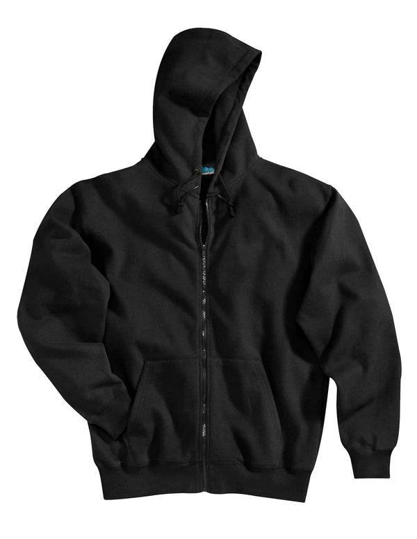 Tri-Mountain 10oz Sueded Finish Zip Hoody Sweatshirt