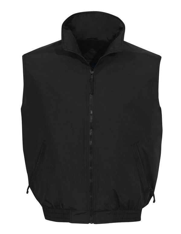 Tri-Mountain Nylon Fleece Lined Vest