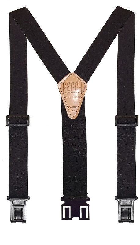 "Perry Products 1-1/2"" Suspenders - Xtall 54"" Length"