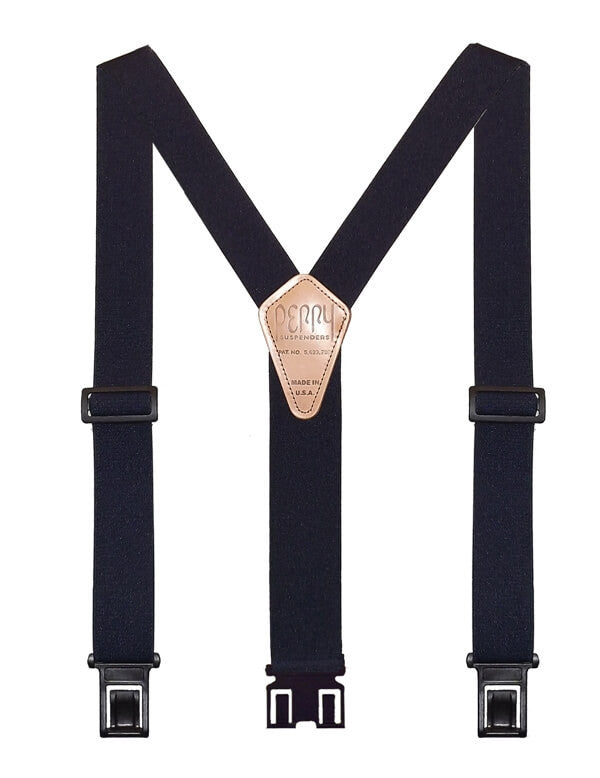 "Perry Products 1-1/2"" Suspenders - Xtall 54"" Length-2"