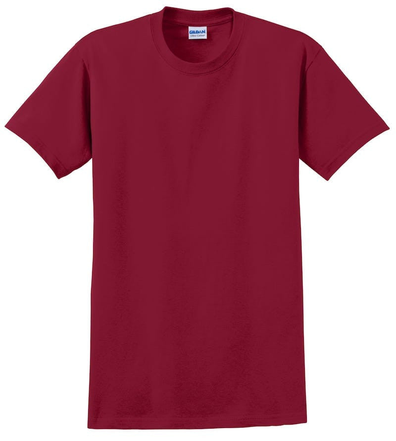 Basic Crew Tee Shirt Closeout-7