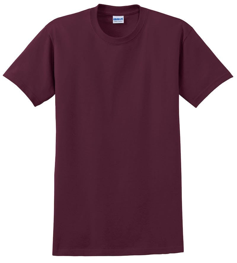 Basic Crew Tee Shirt Closeout-14