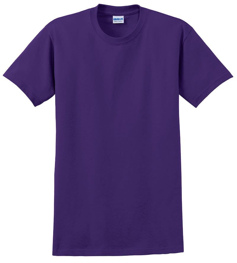 Basic Crew Tee Shirt Closeout-2