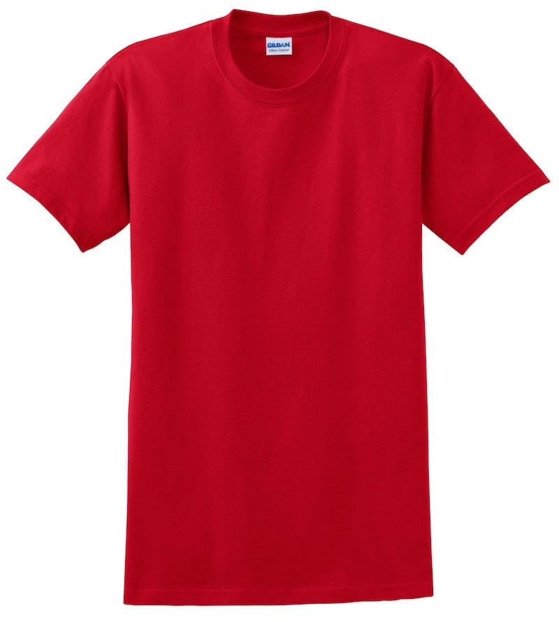 Basic Crew Tee Shirt Closeout-4