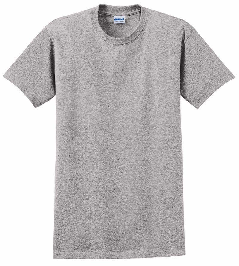 Basic Crew Tee Shirt Closeout-18