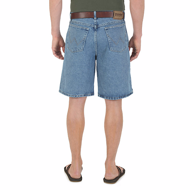 Wrangler Men's Denim Short-4