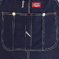 Dickies Denim Bib Overall-3