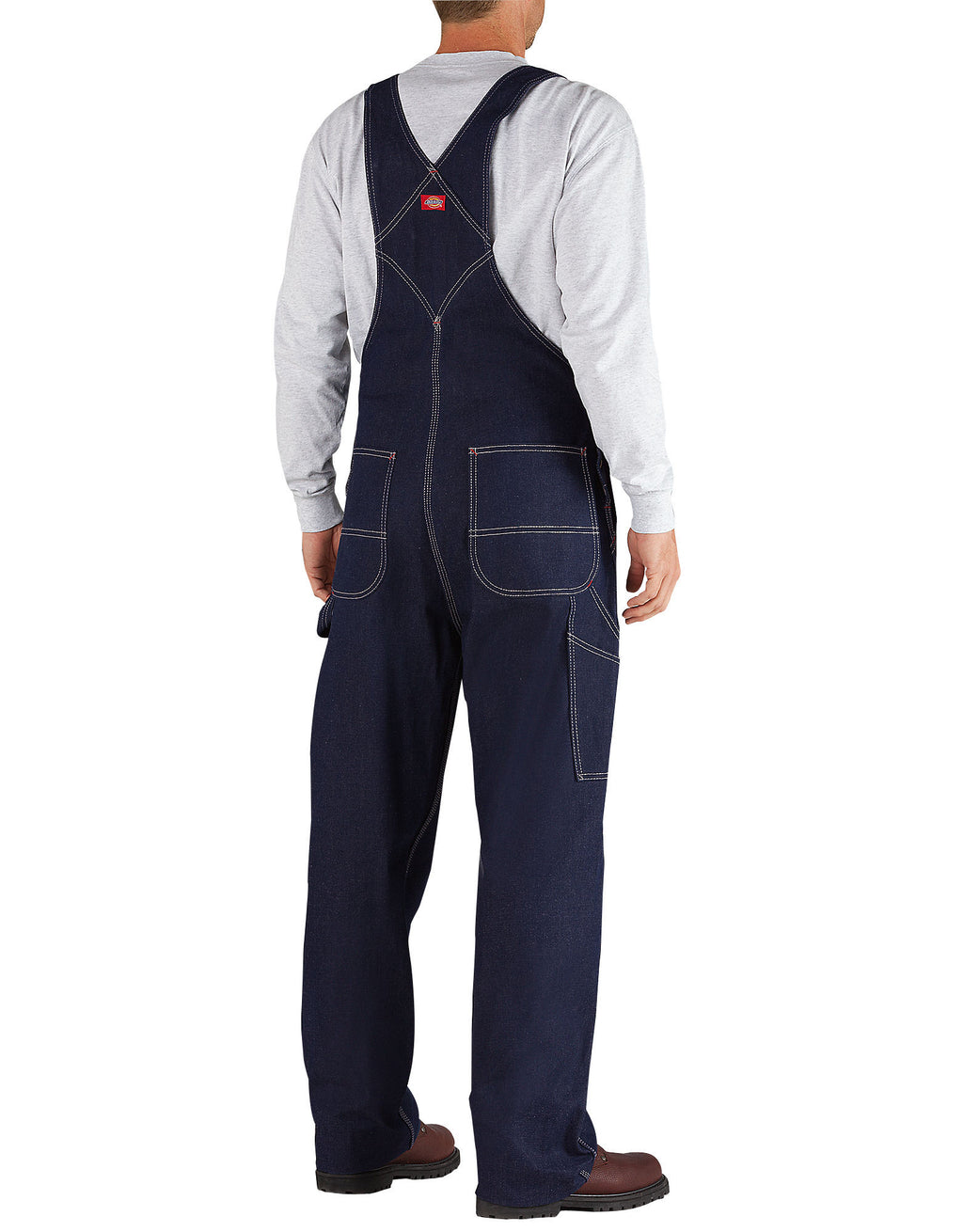 Dickies Denim Bib Overall-2